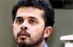 Sreesanth Arrested