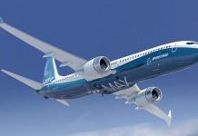 Boeing 737 MAX jets