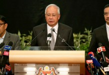 Malaysia's Prime Minister Announcement