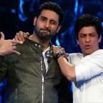 SRK Gifted Abhishek Bachchan