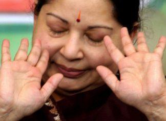 Jayalalithaa Died