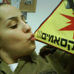 Israeli Young Woman Soldier Eden Abergil's Sexy Facebook Photos Are Now Sensational