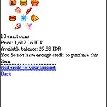 Get Mig33 Premium Emoticons for free