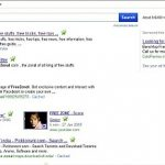 Try new Google Search with permanent Search Sidebar