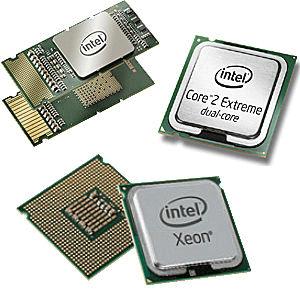 microprocessor intel