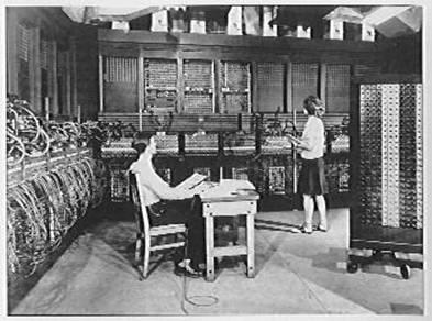 first generation computer