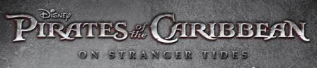Pirates of the Caribbean On Stranger Tides Logo