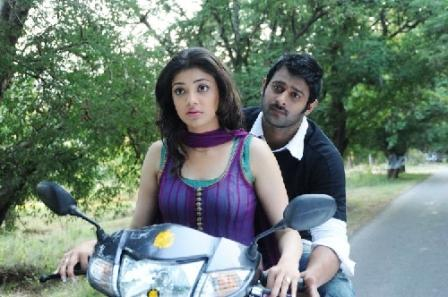 Kajal, Prabhas in Mr Perfect
