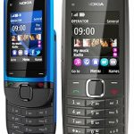S40 Affordable – Nokia C2-05, Nokia X2-05 Mobile Phones