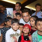 Bollywood superstar Salman Khan is thinking about Kids, not Marriage