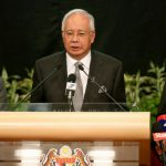 Malaysia's Prime Minister Announced : Jet Fell Into Ocean
