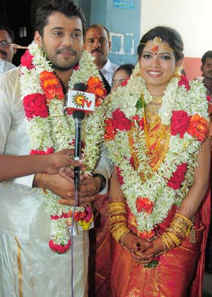 bala amrutha wedding