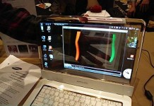 samsung transparent laptops