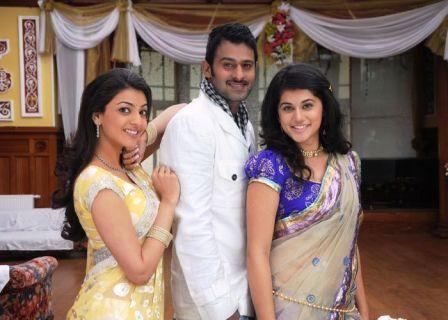 Kajal, Prabhas, Tapsee in Mr Perfect