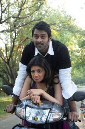 Prabhas Kajal in - Mr Perfect Movie Still