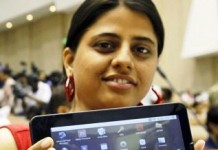 aakash tablet pc india
