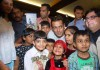 Salman Khan with children