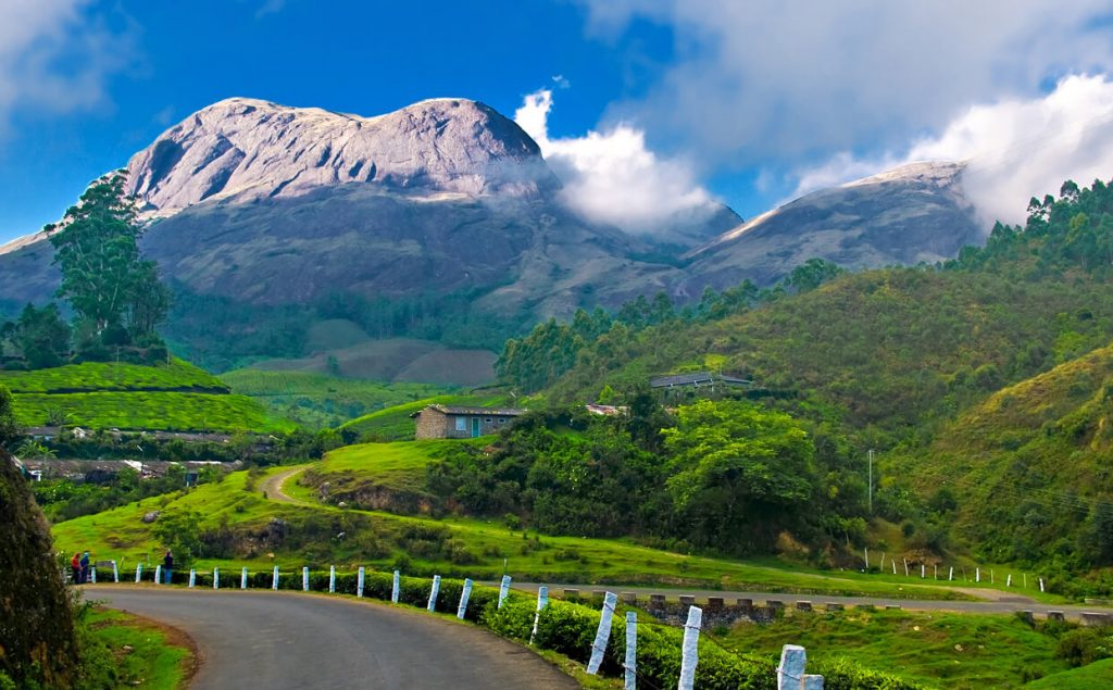 Munnar Tourist Place in Kerala